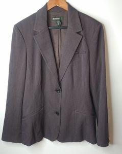 Eddie Bauer Fitted Business Suit Jacket 14 Plus